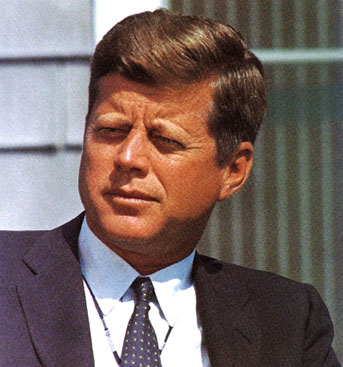 John F. Kennedy39;s haircut?!?