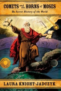 Comets and the Horns of Moses